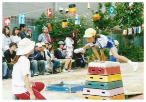 運動会5歳児